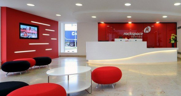 rackspace fit out